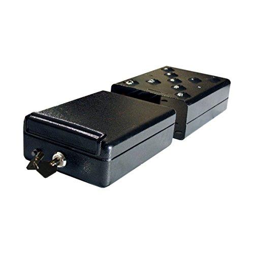 ProPlus 540250Stahl Safe mit Halterung