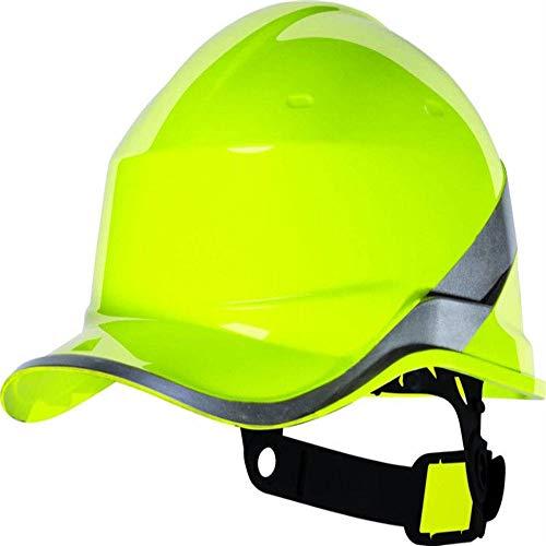 mingyimingshangmao Schutzhelm-Schutzhelm-Arbeitskappe ABS-Isolierungsmaterial mit Phosphor-Streifen-Baustelle-Isolierung schützen Sturzhelm-Fahrrad
