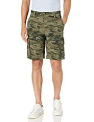 This classic short is versatile enough for the weekend, vacation, or any day Lightweight stretch fabrication for added movement and comfort Everyday made better: we listen to customer feedback and fine-tune every detail to ensure quality, fit, and co...