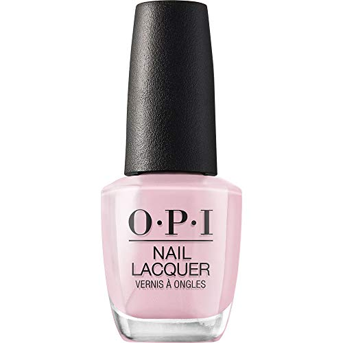 OPI Nail Lacquer, You've Got that Glas-glow, Nude...