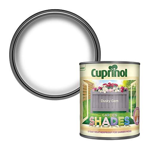 Cuprinol CUPGSDG1L 1 Litre Garden Shades Paint - Dusky Gem