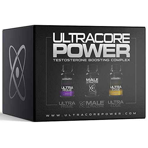 UltraCore Power - Ultimate Men's Testosterone Booster
