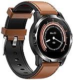 PKLG IP67 impermeabile, GO3 Smartwatch da uomo EKG HRV cardiofrequenzimetro braccialetto 10 modalità sport monitoraggio della pressione sanguigna ossigeno Tracker, orologio intelligente (B)(H)