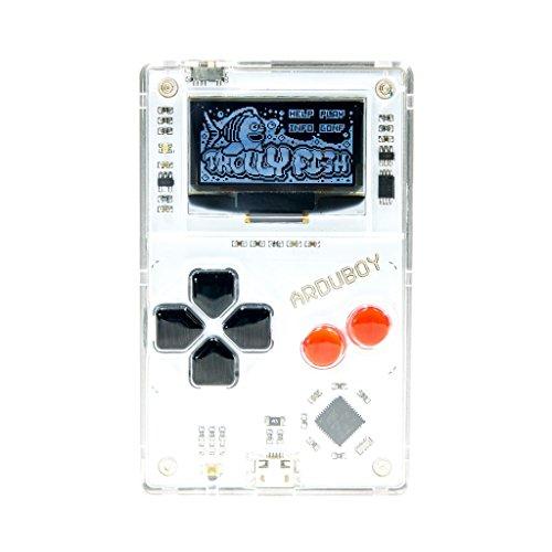 Arduboy - Arduino-based Handheld Game Development System Console
