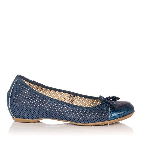 LINCE 93805 Bailarina Piel CUÑA Interior Mujer Jeans