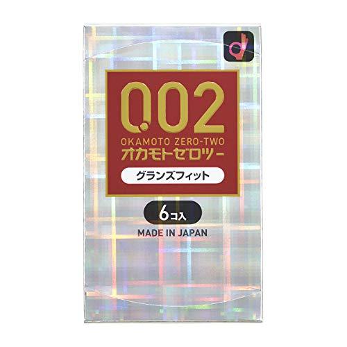 Dunne uniform 0.02 (nul nul twee) EX Grands fit (6 stuks) [Japan Import]