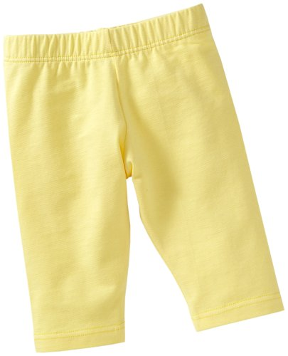 Püttmann 70124 - Leggings, Cotton/Lycra, met elastische tailleband geel