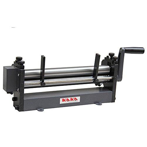 Kaka Industrial SJ-320 Slip Roll Machine, 12inch Forming Width in 22 Gauge Capacity