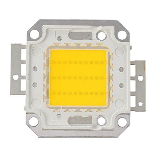 High Power 30W LED Chip Birne Licht Lampe DIY Warmweiß 2200LM 3000K