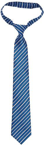 G.O.L. Jungen Krawatte, fertig gebunden, Kariert, Gr. One size (HerstellergröÃYe: 1), Blau (kobalt)