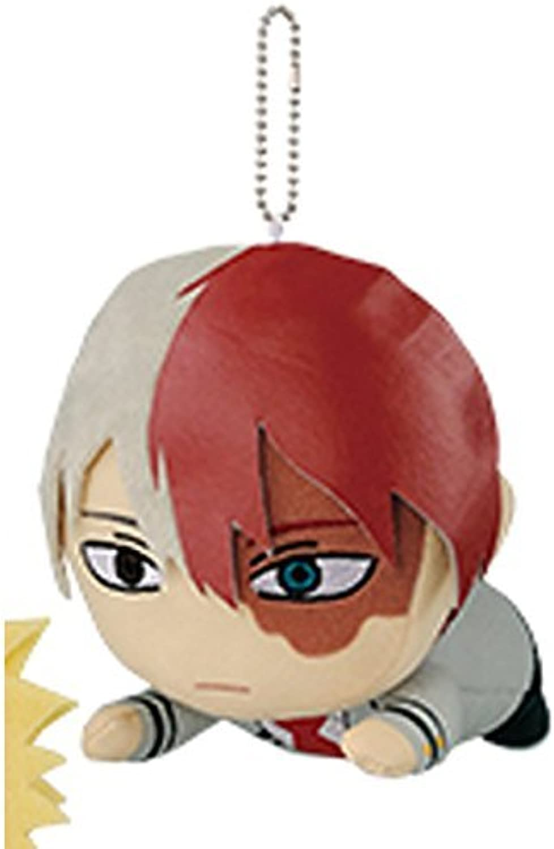 My Hero Academia Nesoberi mascot stuffed roar Aseko