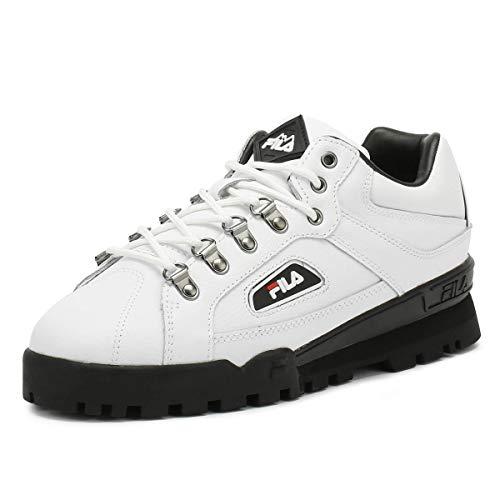 FILA Damen Trailblazer Stiefel Weiß 38 EU