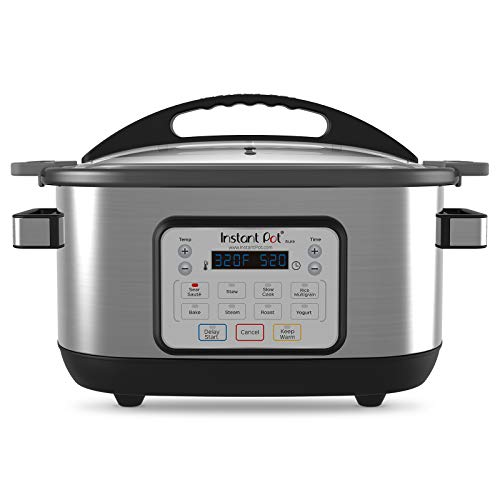 Instant Pot Aura 10-in-1 6-Quart Multicooker Slow Cooker - $59.99 Shipped