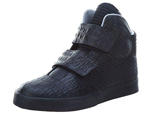 Nike Men's Flystepper 2K3 PRM Black/Silver 677473-020 (Size: 9.5)