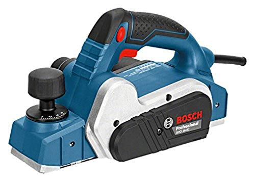 Bosch Professional 06015A4000 Bosch GHO 16-82 Professional piallatrice 630 W 18000 Giri/min Nero, Blu, Argento, 230 V