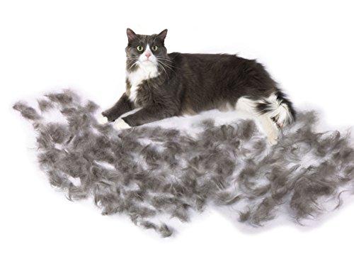 ファーミネーター[正規代理店品]長毛種用ライトパープル小型猫用Sサイズ