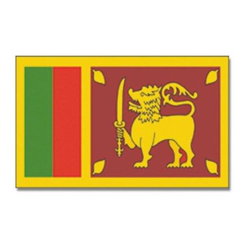 Sri Lanka Flagge Fahne 90 * 150 cm