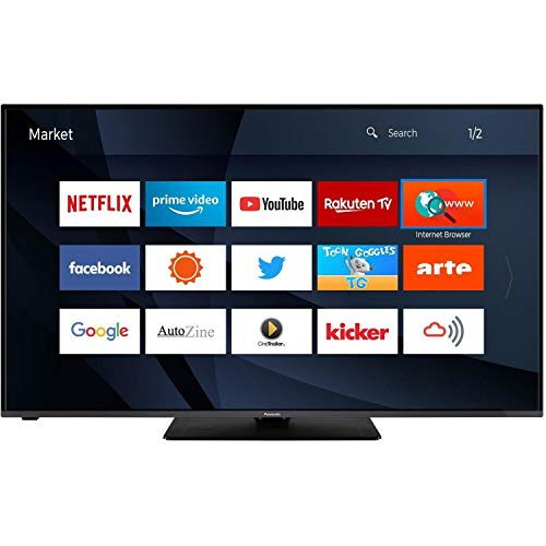 "Panasonic TX-65HX580B 65"" 4K Ultra HD Smart LED TV"