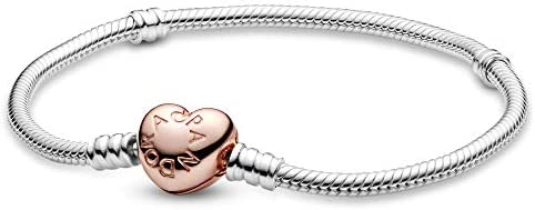 PANDORA Women Silver Charm Bracelet - 580719-18