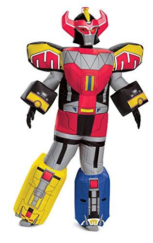 Disguise Megazord Power Rangers Inflatable Boys