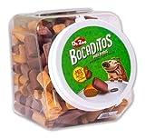 Dr. Zoo Golosinas para Perros Bocaditos Mix Tarro 1,80 kg Chuches Snacks