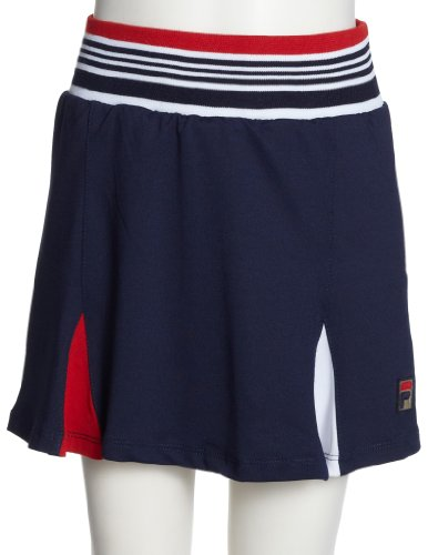 FILA Kinder Tennisrock, Peacoat, M, UA00062410