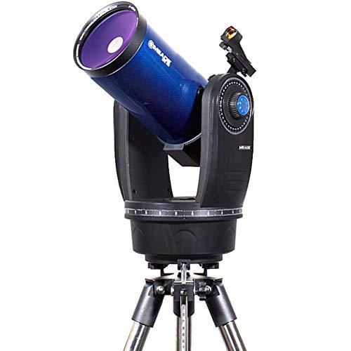 GGPUS Telescopio Astronómico, Búsqueda Automática de Estrellas HD Espacio Profundo Profesional de Alta Definición, Telescopio Monocular Zoom con Trípode y Control Remoto
