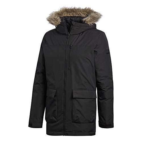 adidas Herren XPLORIC Parka Sport Jacket, Black, M