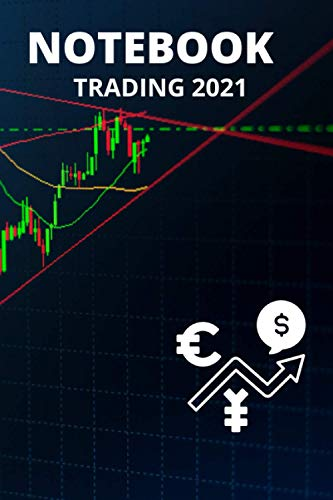 Notebook trading 2021: The best Planner for your strategy