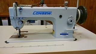 Consew P1 206RB Walking Foot Industrial Sewing Machine Self Lubricating