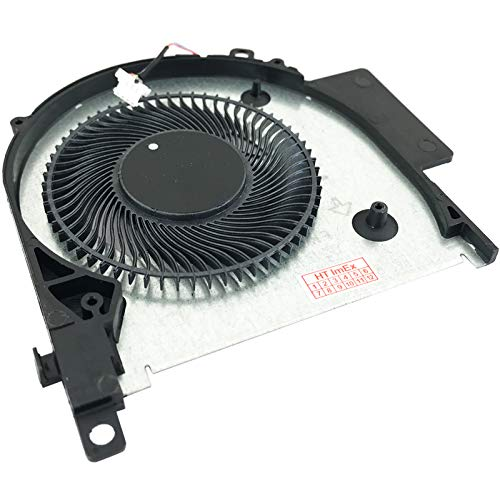 Lüfter Kühler Fan Cooler kompatibel für HP Envy x360 15m-cp, Envy x360 15m-cn0000, Envy x360 15m-cn, Envy x360 15-cp0800, Envy x360 15-cp0000, Envy x360 15-cp, Envy x360 15-cn