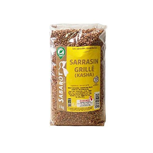 Sabarot - Sarrasin grillé (Kasha) 1Kg