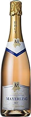 Turckheim Mayerling Brut Rosé, Crémant d'Alsace Rosé, France 75 cl (case of 6)