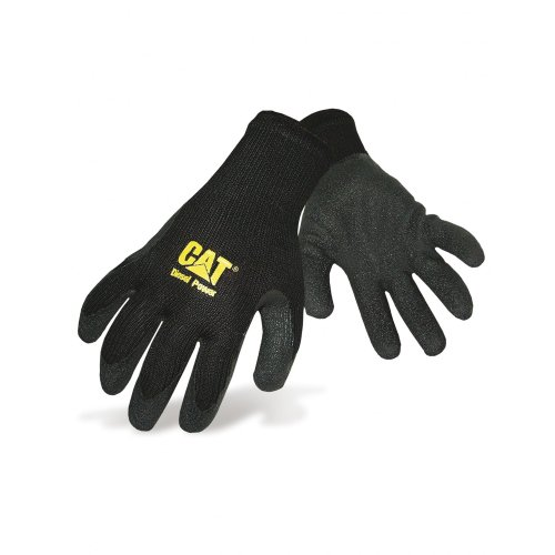 Caterpillar 17410 Herren Thermo-Handschuhe (Medium) (Schwarz)