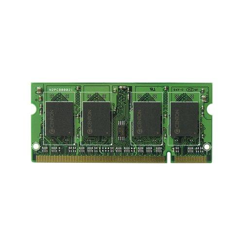 Centon Pc2-5300 (667mhz) Ddr2 Sodimm Memory 1gb : 1gb667lt