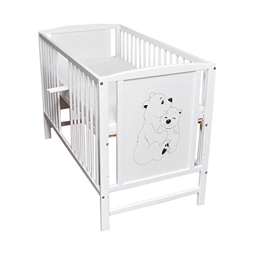 Bajka1 Gitterbett Kinderbett Bild