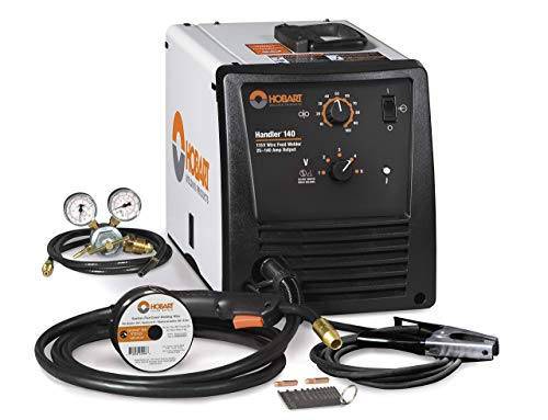 Our #2 Pick is the Hobart 500559 MIG Welder