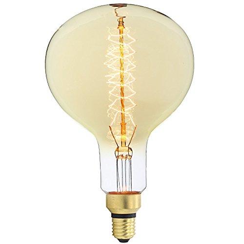 Grandi dimensioni lampadina Edison R160 60 W vintage lampadina ad incandescenza 220/V E27