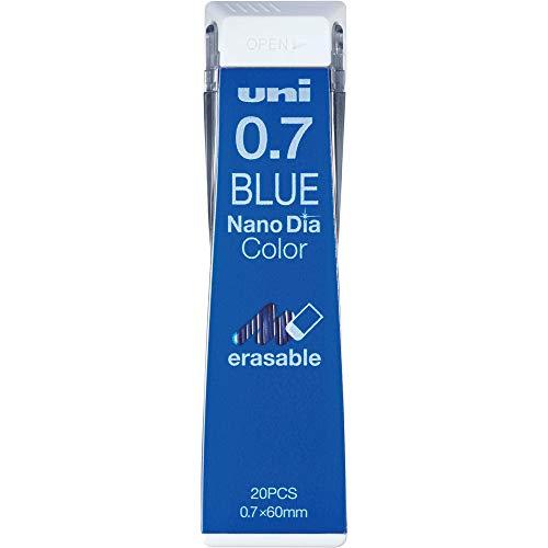 三菱鉛筆 uni カラーシャープ替芯 ブルー U07202NDC.33