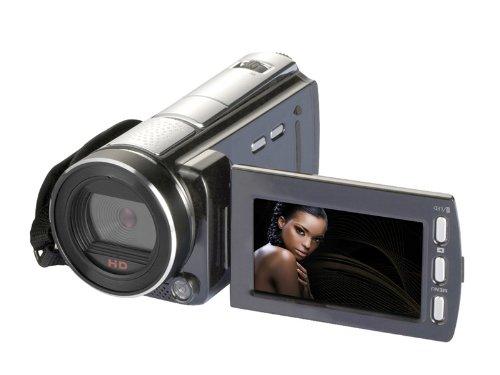 Easypix Camcorder DVC 529 HD-B Focus (Schwarz) (24000)