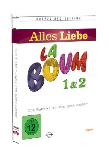 La Boum 1 & 2 (2 DVDs)