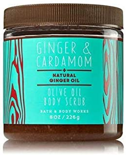 Bath & Body Works Oilve Oil Body Scrub Ginger & Cardamom