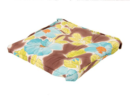 Dajar 49753Sillas y Sillones Asiento Cojín Malasia, Multicolor