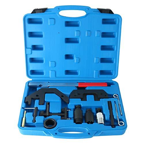 FreeTec Motor Einstell Werkzeug Nockenwellen Arretierung Einstellwerzeug für BMW M41 M47 M51 M57