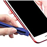 OKBYY Raspador de plástico - Raspador de película Profesional de Doble Cabezal Spudger Pry Tool para Abrir Tablet Pad Teléfono Laptop PC Placa Base Electrónica Pantalla Agrietada Reemplazo Reparación