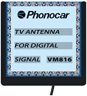 VM816 Portabollo antena télé AMPLIFIEE sygnał cyfrowy [Electronik]