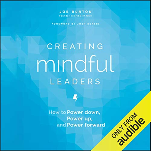 Page de couverture de Creating Mindful Leaders