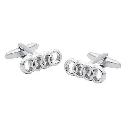 Audi Manschettenknöpfe