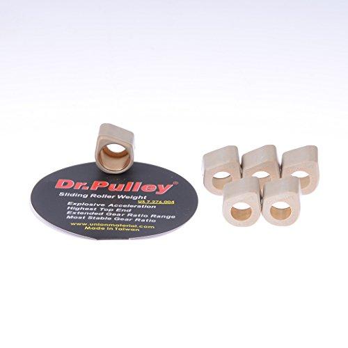 Pulley 25x17 mm Gramm 18 Variomatik Rollen Gewichte Dr