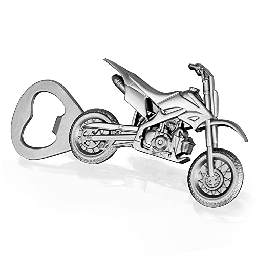 CDOUTSUN Bottle Opener-Vintage Motorcycle Beer Opener Beer Bottle Opener, Bar Bottle Opener, Unique Birthday Gifts for Dad, Men, Husband, Father from Daughter Wife for Him Grandpa Cool Gadgets
